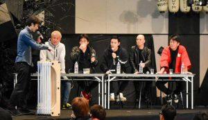 JIKISOに出演した際の画像